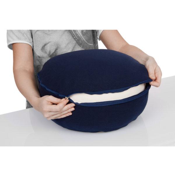 cuscino meditazione, cuscino yoga