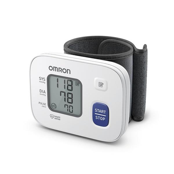 Handgelenk-Blutdruckmesser, Omron, sfigmomanometro, misuratore di pressione da polso