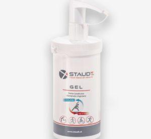 Staudt Gel 500 ml mit Dosierspender con dosatore