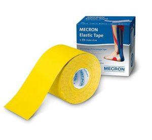 Tape gelb, Tape giallo, Tape elastico, elastisches Sporttape