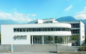 Sede Ladurner Hospitalia + centro riabilitazione, Zona Artigianale Maia Bassa