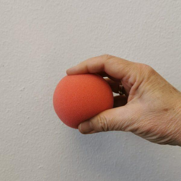 Schaumstoffball, pallina in gommapiuma, handgymnastik, allenamento mano, Russka